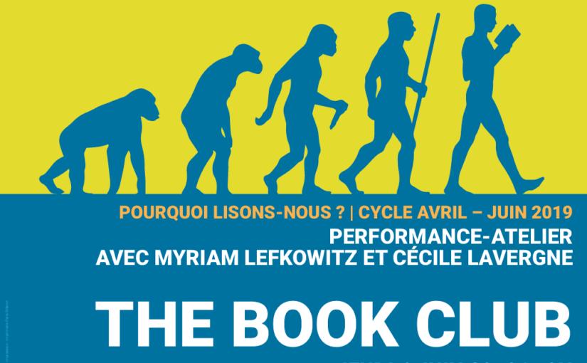 The Book Club : Pourquoi lisons-nous ?